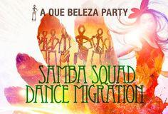 MIDF Recommends Samba Squad & Dance MigrationSamba Squad led by Rick Shadrach Lazar Dance Migration led by Adrianna Yanuziello BODY MOVES HEAVY GROOVES Where: The Opera House, 735...