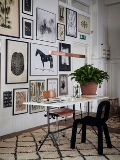 Wall art gallery inspiration