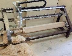 CNC torneado y fresado