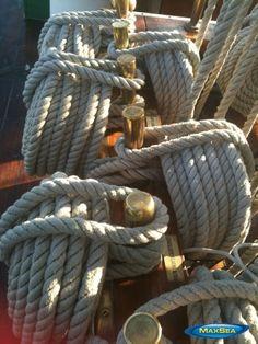 Rope - ARC Gloria via @MyMaxSea #Colombia #Sailing