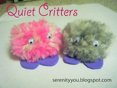 Serenity You: Quiet Critters