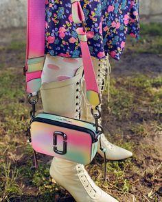 There are 2 tips to buy dress, shoes. Mark Jacobs Bag, Marc Jacobs Snapshot Bag, New Balenciaga, Fashion Handbags, Fashion Bags, Romper Pants, Tank Shirt, Purse Wallet, Satchel