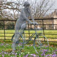 Sculpture by Derek Kinzett