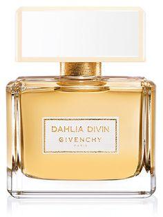 Unveil your inner goddess with Givenchy's Dahlia Divin Eau de Parfum.