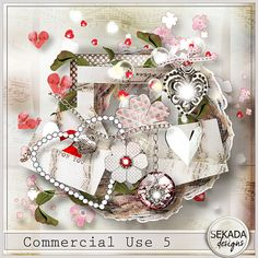 Commercial Use 5::29/10 - Wonderful Wednesday::Memory Scraps {CU}