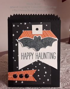 Cheer All Year (Stampin' & Scrappin' with Stasia)
