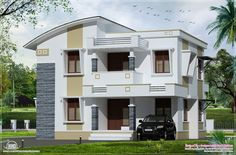 Picture of House Roof Design | roof home designed by d signs architects builders kozhikode kerala