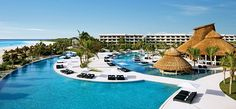 Secrets Maroma Beach Riviera Cancun - Get ready for the troops!