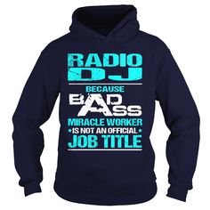 RADIO DJ- BADASS T3HD