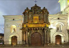 Photograph Convento de San Agustín - Quito by Wilo Enríquez on 500px
