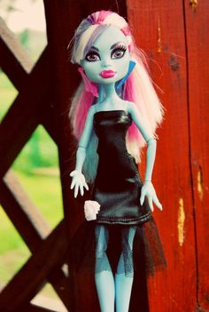 Monster High dress Abbey Bominable