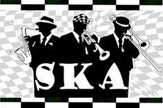 Afbeeldingsresultaat voor ska two tone Ska Music, Reggae Music, Rock N Roll Music, Rock And Roll, Fever Ray, Ska Punk, Skinhead Girl, Maggie Mae, Food Cakes