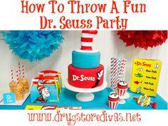 How To Throw A Fun Dr. Seuss Party