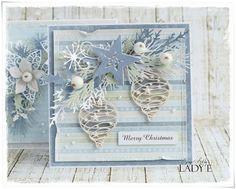 Blog studio75.pl: 2 Kartki Świąteczne / 2 Christmas Cards