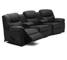 41094 Regent Theater Sectional | Palliser Furniture
