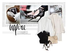 """""""Inspire..."""" by erino9519 ❤ liked on Polyvore featuring H&M, Gucci, Nudie Jeans Co., Gianvito Rossi, women's clothing, women, female, woman, misses and juniors"""
