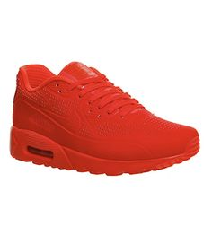 timeless design 808fa d2170 Nike Air Max 90 Ultra Moire Bright Crimson M - His trainers