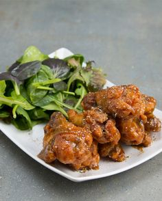 Honey Mustard Wings | You Need To Make This Healthier Spin On Chicken Wings ASAP