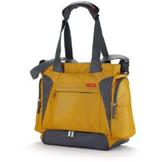 Skip Hop Bento Tote Goldenrod - available in store and online at #FabBabyGear #SkipHop