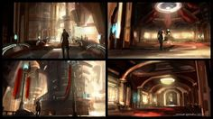 Star Wars: The Force Unleashed - Cato Neimoidia