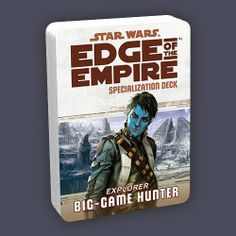 Star Wars: Big Game Hunter POD   Book cover and interior art for Star Wars RPG - Roleplaying Game, Role Playing Game, Living Card Game, LCG, d20, d6, Open Game License, OGL, Fantasy Flight Games, FFG, Fantasy Flight Publishing Inc.   Create your own roleplaying game books w/ RPG Bard: www.rpgbard.com   Not Trusty Sword art: click artwork for source