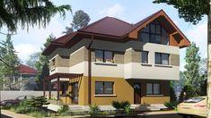 Model 138mp   Case de top Mansions, House Styles, Outdoor Decor, Model, Attic, Houses, Home Decor, Top, Loft Room