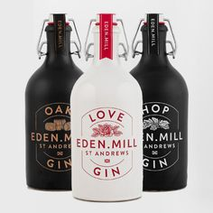 Distilled in traditional copper pot stills and proudly crafted in our St Andrews distillery. Copper Pot Still, Copper Pots, Scottish Gin, Best Gin, Craft Gin, St Andrews, Gin And Tonic, Bottle Labels, Label Design