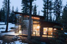 Cozy modern mountain retreat in Lake Tahoe