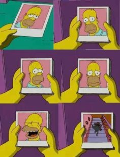 This is Homer Simpson Simpsons Simpsons, Simpsons Frases, Futurama, Vintage Cartoon, A Cartoon, Simpson Tumblr, Simpson Wave, Cartoon Wallpaper, Funny Pictures