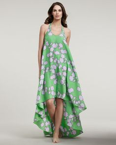 Cassandra Maxi Dress by Diane von Furstenberg at Bergdorf Goodman. And I think I can pull this off with a baby bump!
