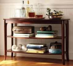 Chloe Console Table | Pottery Barn Gorgeous.