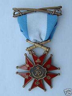 Army of The Potomac Society Civil War Medal