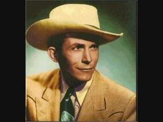 Hank Williams I could never be ashamed of you - YouTube