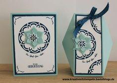 Geschenkset mit dem Orientpal Geschenkset mit dem Orientpalast, Stampin up