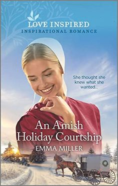 Ginger Stutzman has her sights set on the new Amish bachelor in town, but becoming a nanny for widower Eli Kutz's children puts her romance plans on hold. Though it's not the Christmas connection she expected, Ginger can't deny the pull she feels toward Eli. But is it only the shine of the holiday season—or is a family with Eli a gift built to last? Confused Feelings, Amish Books, Historical Romance Novels, Perfect Husband, Happy Reading, Book Summaries, Book Club Books, Book Lovers, Ebooks