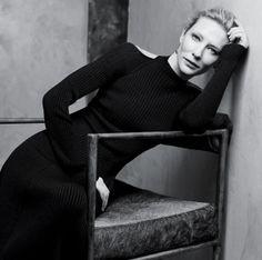 T The NYTimes Style Magazine Women's Fashion Fall 2015: Cate Blanchett by Karim Sadli - the Fashion Spot