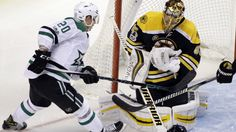 BOSTON (AP) — Tuukka Rask bailed out the Boston Bruins by matching a personal best.