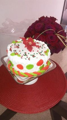 Chirtsmas cake