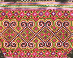 ethnic trbal boho gypsy fabric by TaTonYon