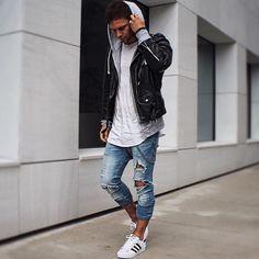 ✔️ #streetwear #blckgenesis #whitefashion #iamvitalle #streetstyle…