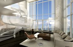 23 Classy glass staircase design ideas for Elegant interior