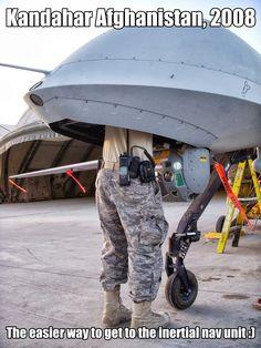 How Big Is A Predator Drone