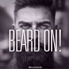 "Beard. | Introducing The Hot New Trend Among Men: ""Lumbersexual"" Clever name for the latest beard trend."