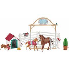 Schleich  42430 Horse Club Hannahs Erste-Hilfe-Set horse/_club