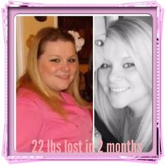 22 lbs lost on 1 month of jadera and the next month slim xtreme platinum