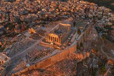 Ο Παρθενώνας όπως δεν τον έχετε ξαναδεί Ο χρήστης μπορεί να περιηγηθεί στην διαδραστική, πανοραμική εικόνα και να ξεναγηθεί ψηφιακά στο λόφο της Ακρόπολης και τον Παρθενώνα, αλλά και να απολαύσει τη θέα της Αθήνας Parthenon, Acropolis, Thessaloniki, City Photo