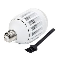 Computer Peripherals Computer & Office Buy Cheap Electric Fly Bug Zapper Mosquito Insect Killer Led Light Trap Lamp Pest Control Relieving Heat And Thirst.