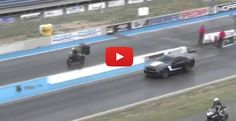 2012 Roush Mustang Beats Yamaha on the Quarter Mile [Video] Mustang Shelby, Roush Mustang, Yamaha R6, Supersport, Mustangs, Jets, Muscle Cars, Trucks, Hipster Stuff