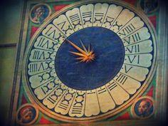 Jurnal A: ceasul catedralei din Florența