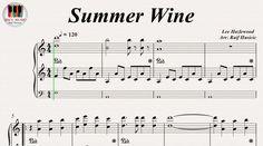 Summer Wine - Nancy Sinatra And Lee Hazlewood, Ville Valo feat. Natalia Avelon, Lana Del Rey https://youtu.be/VfEP9aX9hxA